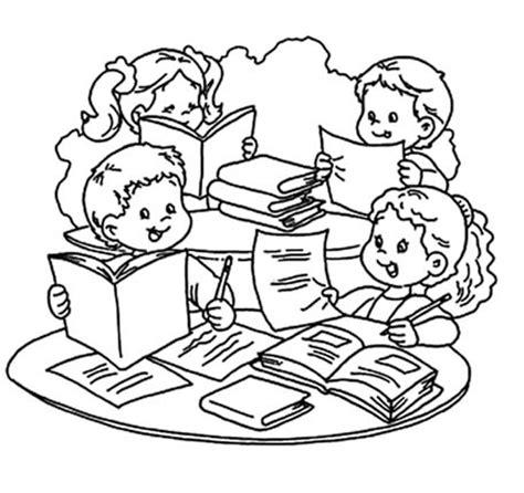 imagenes de niños jugando en grupo para colorear ni 241 os a la escuela para colorear e imprimir la traves 237 a