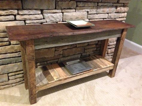 Sofa Table Design Barn Wood Sofa Table Awesome Vintage Barn Wood Sofa Table