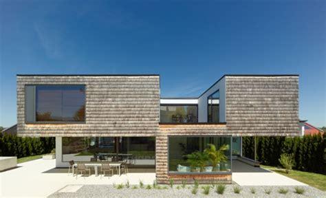Kubisches Haus by Moderne Bauhaus Architektur Vereint Kubische Volumen