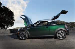 2013 Mini Cooper Coupe S 2013 Mini Cooper S Coupe Verdict Motor Trend