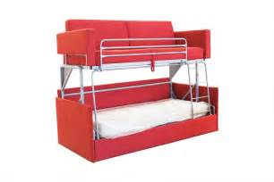 The bunk bed sleeper is not a common sofa design it s akin to a