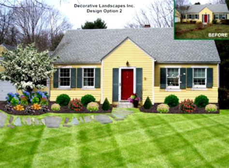 home front yard design wonderful green landscaping ideas for front yard flower
