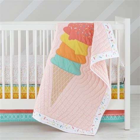 Lands End Crib Sheets by The In Modern Nursery Design2014 Interior Design
