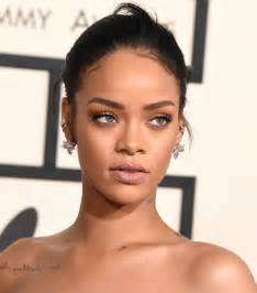 does rinna thick hair beauty rihanna fashion dress celebs black makeup lips riri