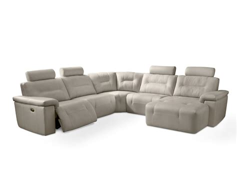 Elran Leather Sofa by Elran Axel Sofa Room Concepts