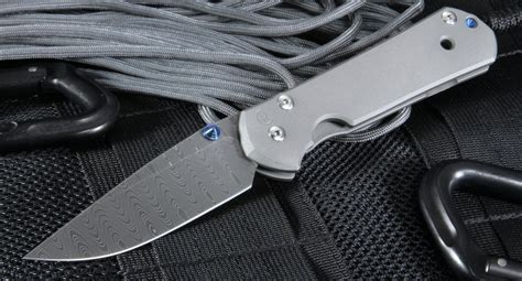 sebenza 21 large chris reeve large sebenza 21 ladder damascus folding knife