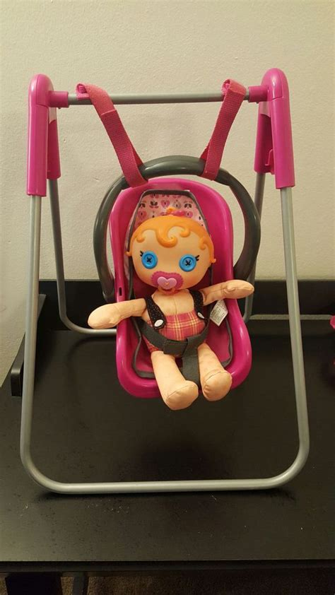 graco car seat swing lalaloopsy doll with graco swing high chair car seat set