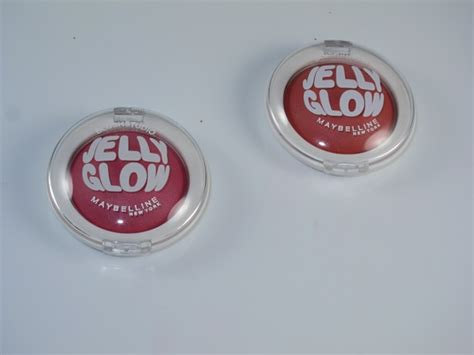 Blush On Maybelline Jelly Glow maybelline jelly glow blush review swatches musings of