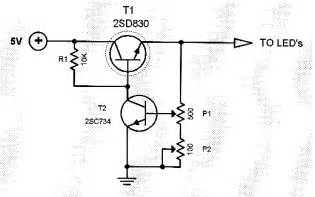 Car Interior Light Dimmer Circuit 12v Light Dimmer Circuit