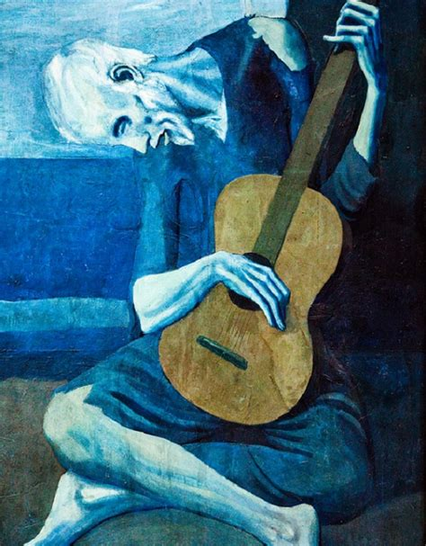 picasso paintings west ct pablo picasso s the guitarist the waterhole
