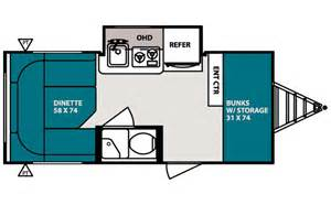 Pod Floor Plans Forest River Rv R Pod Cing Trailers R Pod Floorplans