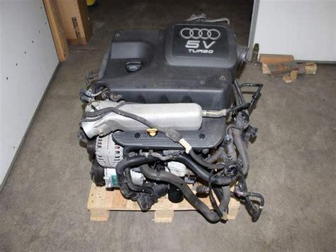 Audi Tt 8n Motor by Audi Tt 8n 1 8t Technikpaket 1 8 T Turbo 69 Tkm App Motor