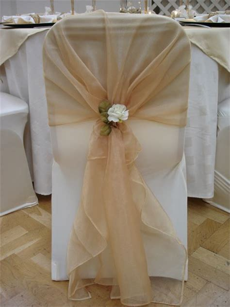 Pumpkin Chair Covers by Chairs Wedding And Wedding Pictures On
