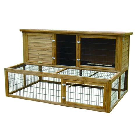 Rabbit Hutch Covers For The Winter Hutch And Double Run 178x111x103cm
