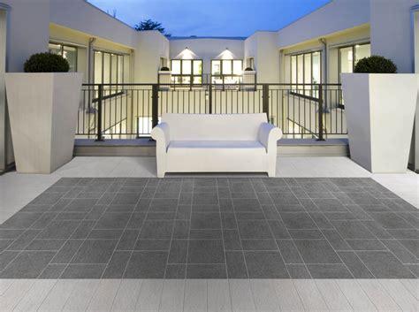 Klick Fliesen Terrasse 430 by Luserna Pavimento Rivestimento Saime Ceramiche