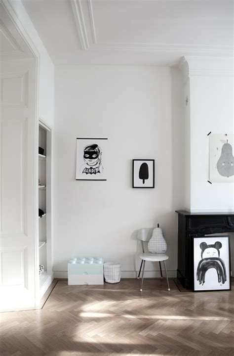 Cheminée Moderne by Chambre Scandinave Garcon
