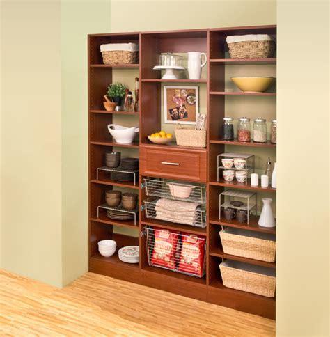 Home Designer Pro 14 organized living classica modern cherry pantry