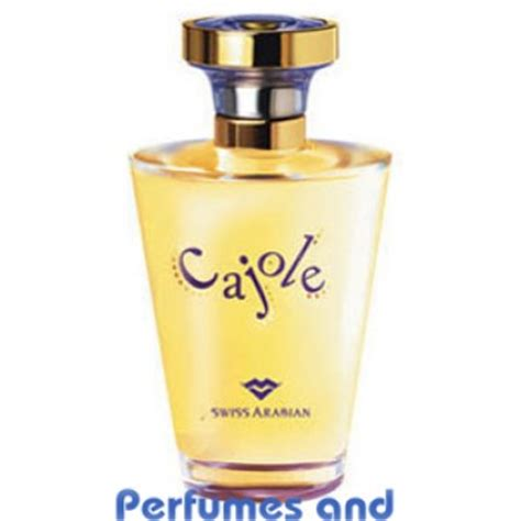 Parfum Swiss Arabian cajole by swiss arabian 100ml eau de parfum vanilla musk occidental spray