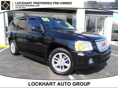 auto air conditioning repair 2006 gmc envoy parking system purchase used 2006 gmc envoy denali in 5550 n keystone ave indianapolis indiana united