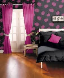pink and black bedrooms black white and pink bedroom ideas home trendy