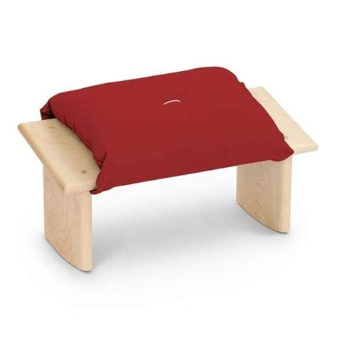 meditation bench cushion tilting kneeling meditation bench from zen for meditation