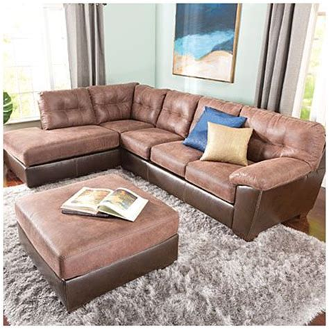 biglots couches biglots signature design by ashley 174 storey 2 piece