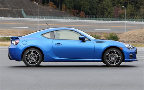 subaru sports car brz 2013 subaru brz side jpg photo 12