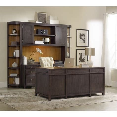 60 Executive Desk by Furniture South Park 60 Inch Executive Desk 5078