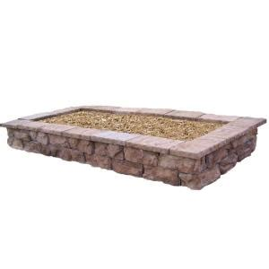 home depot decorative bricks rectangular decorative outdoor planter fbrp the home depot