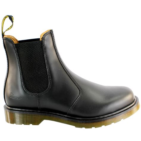 mens high boots uk mens dr martens 2976 classic chelsea style leather ankle