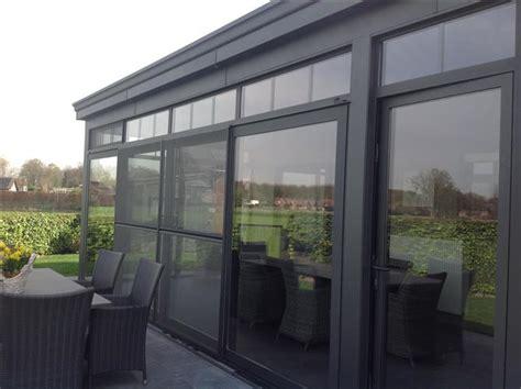 verande pvc veranda s stroop ramen deuren essen