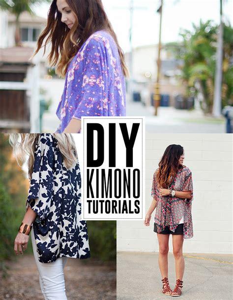 kimono pattern tutorial echopaul official blog diy kimono tutorials