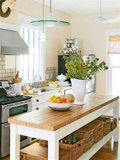 Narrow Kitchen Island Ideas | island for a narrow kitchen kitchen pinterest