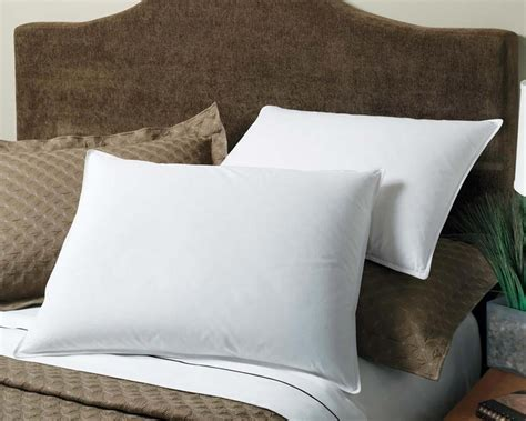 100 duck pillows 100 duck feather pillow by royal the palace collection