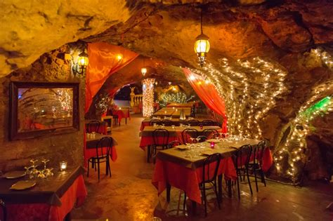 le vere grotte ristorante saxa rubra