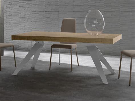 tavoli in legno tavolo allungabile in legno medy