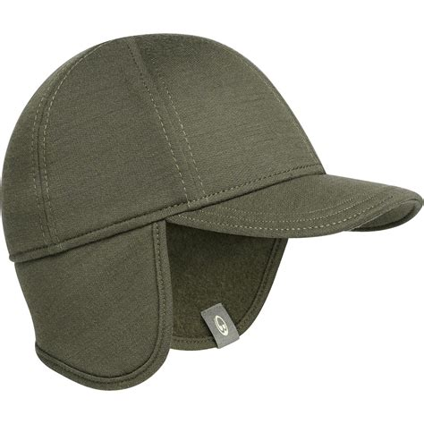 icebreaker explore realfeece hat with ear flaps for