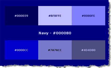 navy blue color code nightophodi html color chart