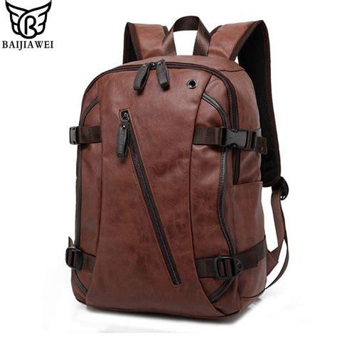 top 10 travel gifts for men reviews fashion travel baijiawei men pu patent leather backpacks men s fashion