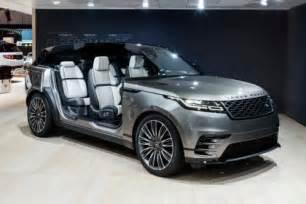 new range rover velar suv revealed: geneva debut, specs