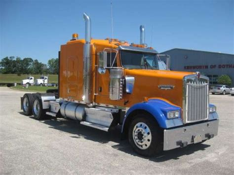 kenworth 2010 for sale used 2010 kenworth conventional truck w900 for sale truck