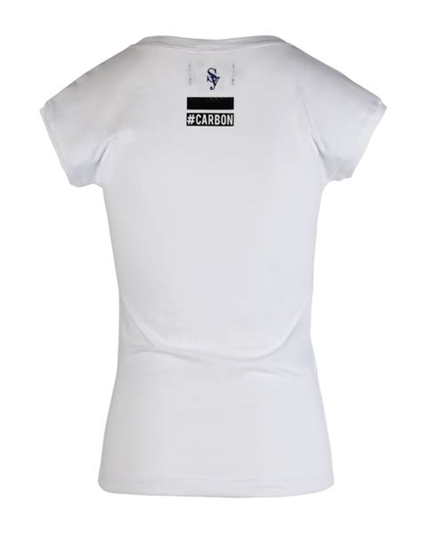 T Shirt White Limited carbon limited 10 10 by selepceny t shirt white