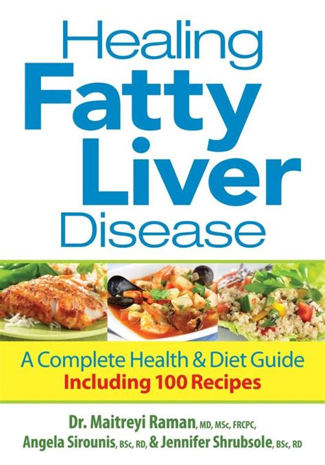 liver disease diet 4 amazing books on how to fatty liver