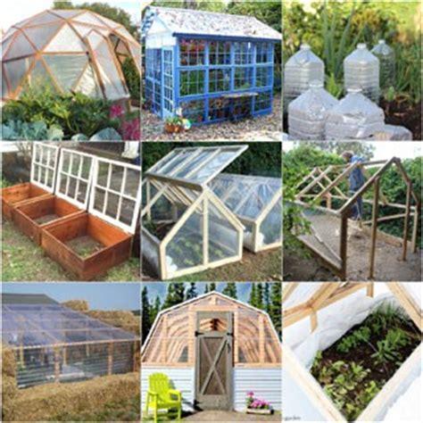 diy greenhouses  great tutorials  plans