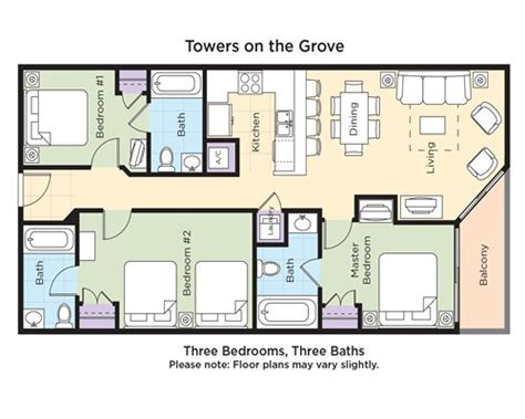myrtle beach towers on the grove wholesale holiday rentals wyndham towers on the grove floor plan meze blog