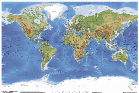 world of rivers map national geographic information world world political physical maps and world