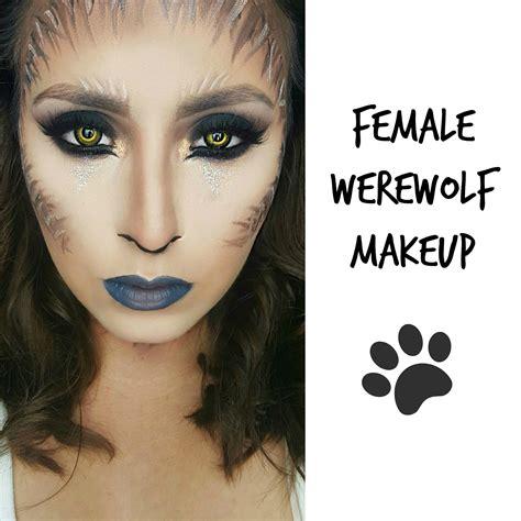 werewolf eyes tutorial werewolf makeup mugeek vidalondon