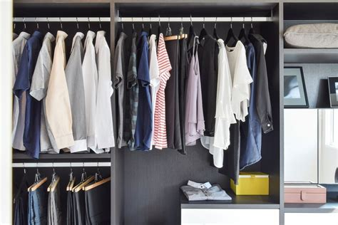 Put A In Your Wardrobe by Closet Hacks How To Properly Store Your Clothes