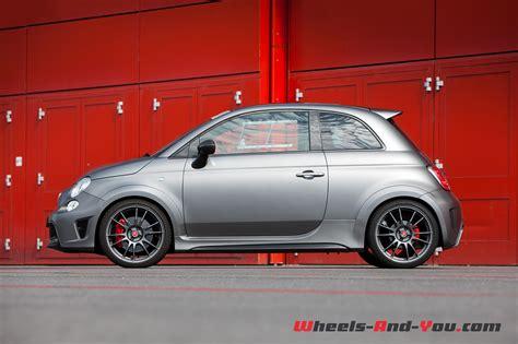 smallest fiat essai abarth 695 biposto the smallest supercar