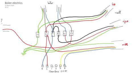3rd generation nest thermostat wiring diagram nest